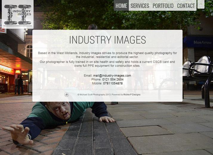 Richie P Web design Graphics Web Print High Wycombe bucks.